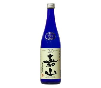 嘉山 純米吟醸 無濾過生原酒