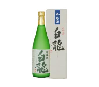Contract-grown rice Gohyakumangoku Ginjo Hakuryu