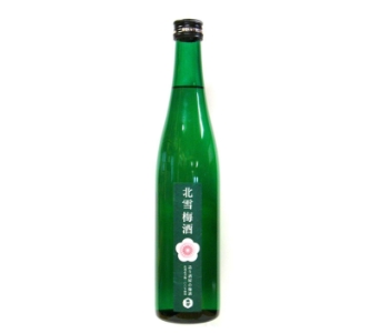 Hokusetsu plum wine