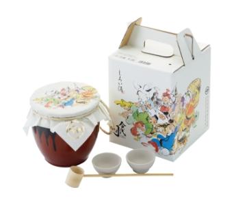 しろい酒 純米吟醸 (カメ入り)