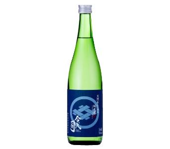 天然水仕込み 純米酒 今代司