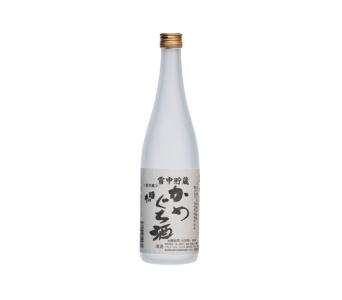 雪眠洞貯蔵 かめぐち酒