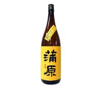 蒲原 純米吟醸 たかね錦