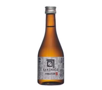 Gold sake Honjozo sake
