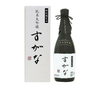 Junmai Daiginjo Sugana