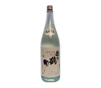 純米吟醸 越の鶴
