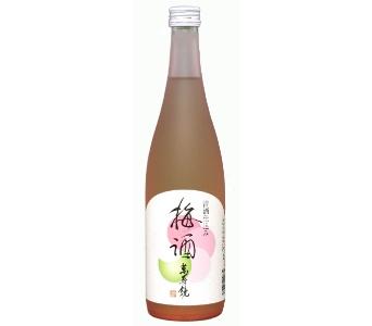 萬寿鏡 梅酒