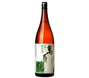 特別純米酒 萬寿鏡