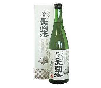 越後長岡藩 特別純米酒