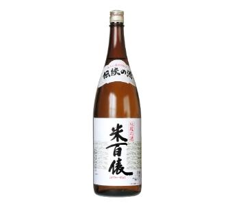 米百俵 伝統の酒